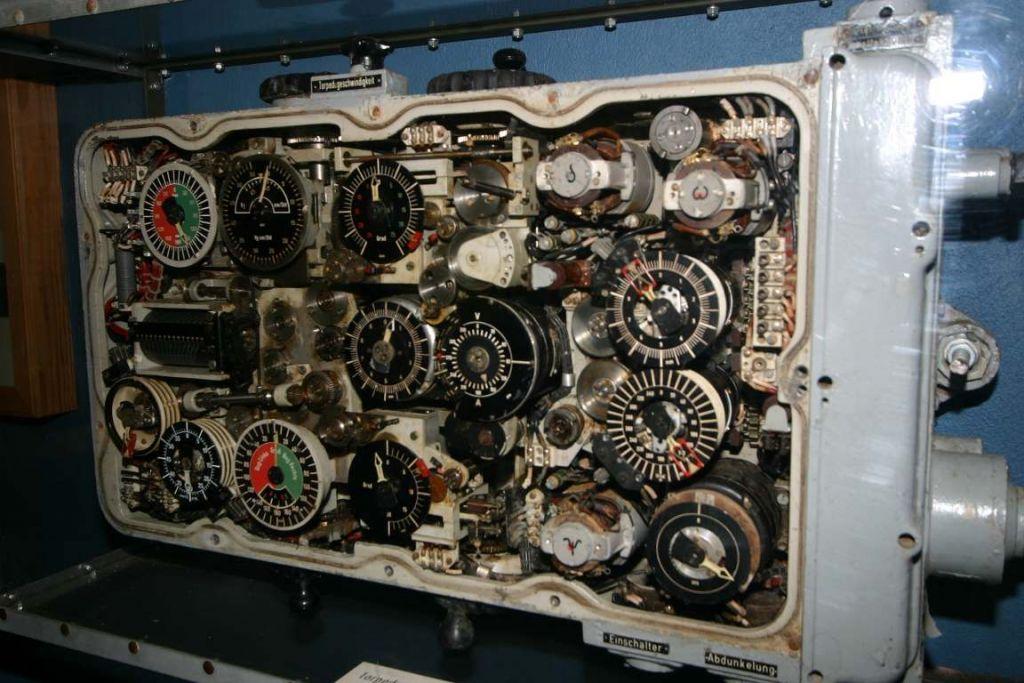 Torpedo Vorhaltrechner Project Torpedo Fire Control