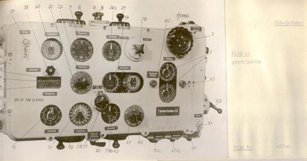 Torpedo calculator T. Vh. Re. S3